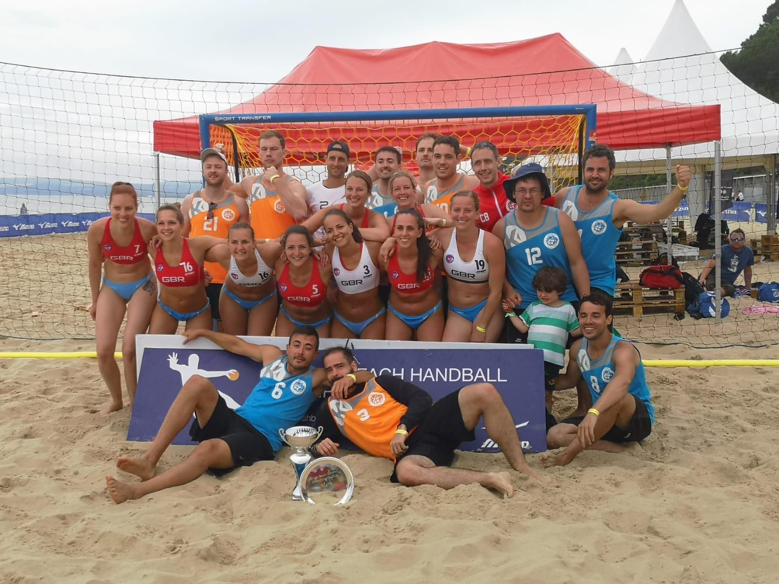 Beach Handball June 2021